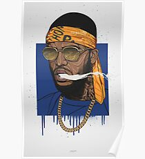 Dave East Poster