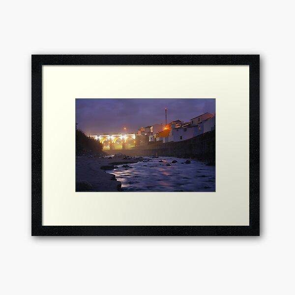 Ribeira Grande, Azores Framed Art Print