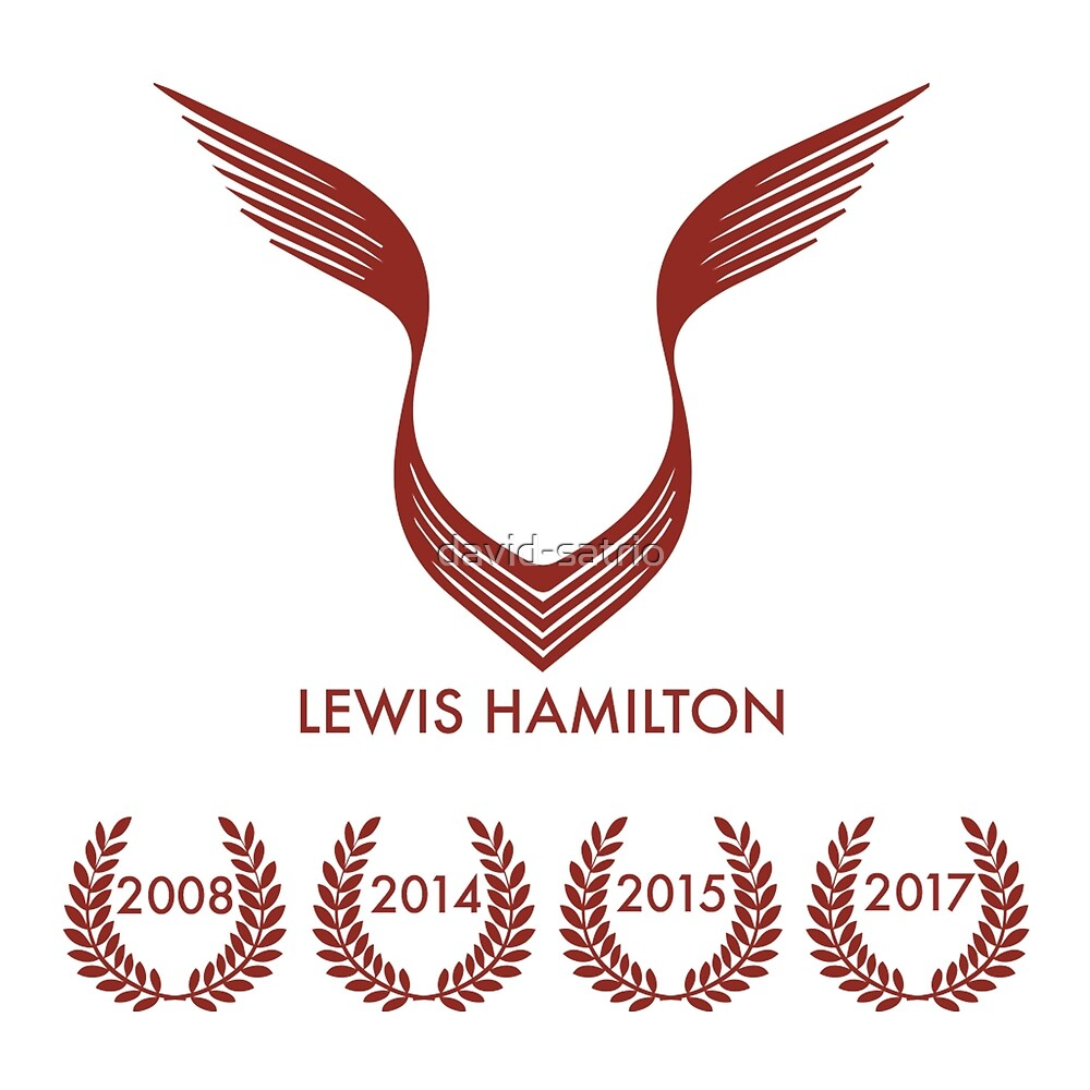 Lewis Hamilton the 4 times world champions by david-satrio