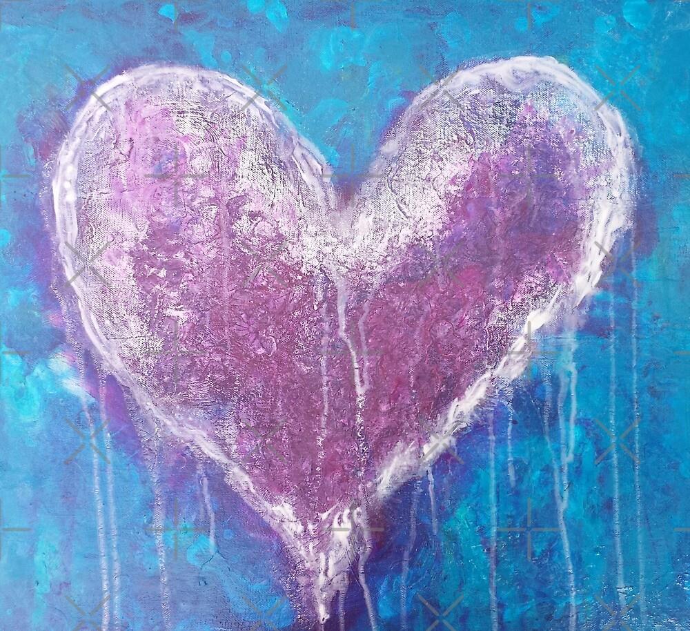 Love Heart by Julie  Sutherland