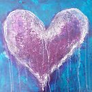 Love Heart by Julie  Sutherland