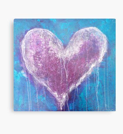 Love Heart Metal Print