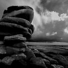 The Cheesewring, Bodmin Moor by Samantha Higgs