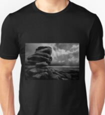 The Cheesewring, Bodmin Moor Unisex T-Shirt