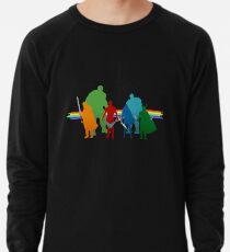 Regenbogen-Rächer Leichtes Sweatshirt