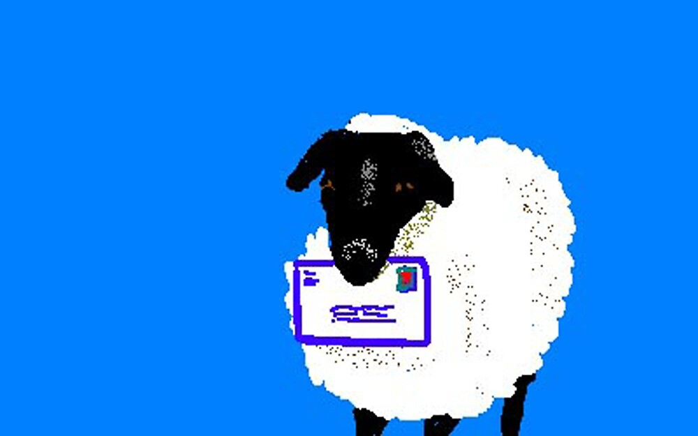 Ewe Have Mail by Carole Boyd