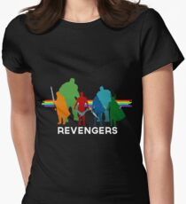 The Revengers Women's Fitted T-Shirt