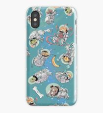 Space Critters iPhone Case
