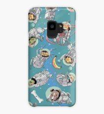 Space Critters Case/Skin for Samsung Galaxy