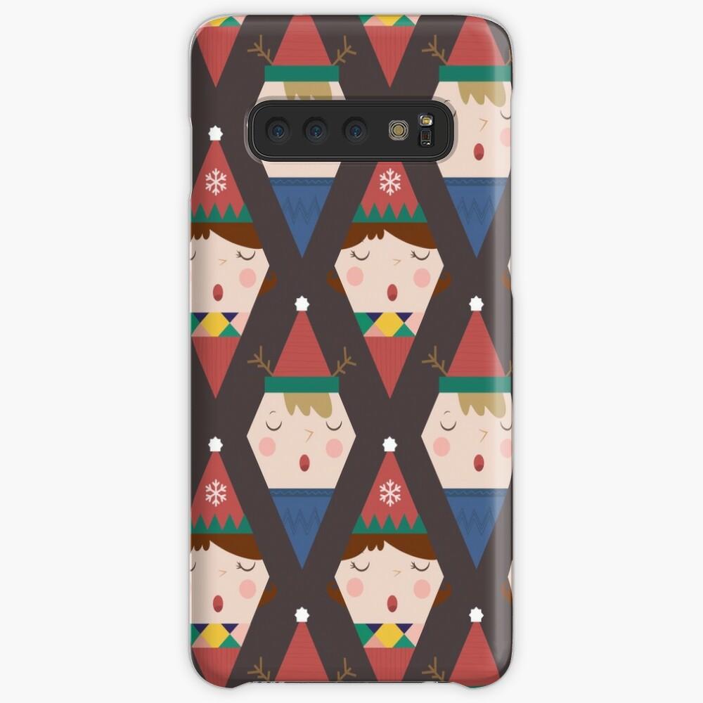a Christmas Carol Case & Skin for Samsung Galaxy