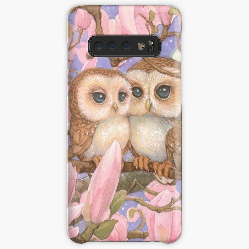 Love Owls Case & Skin for Samsung Galaxy