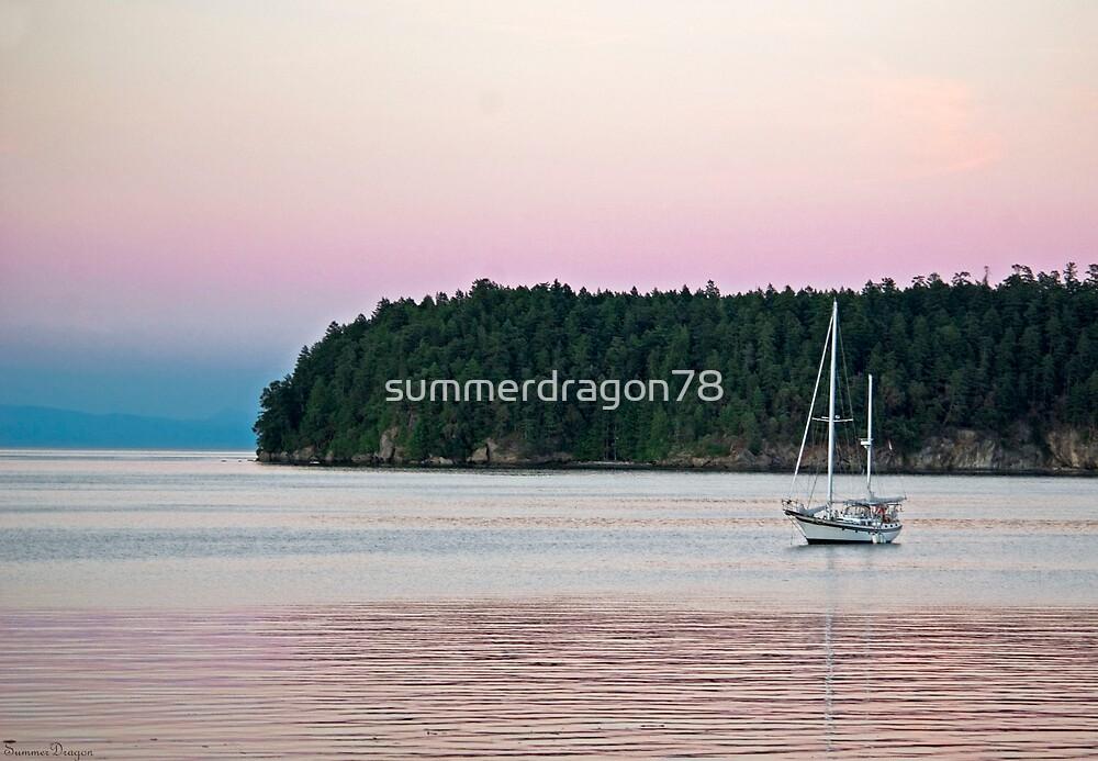 Calm Waters by summerdragon78