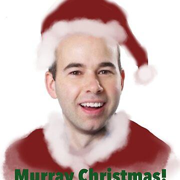 Murray Christmas by dannphan29