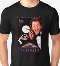 Scrooged - Bill Murray  T-Shirt