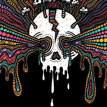 Skull Splitter: Psychedelic Headache by LeftHandedLenya
