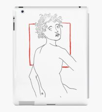 MICHELANGELO FRESCO iPad Case/Skin