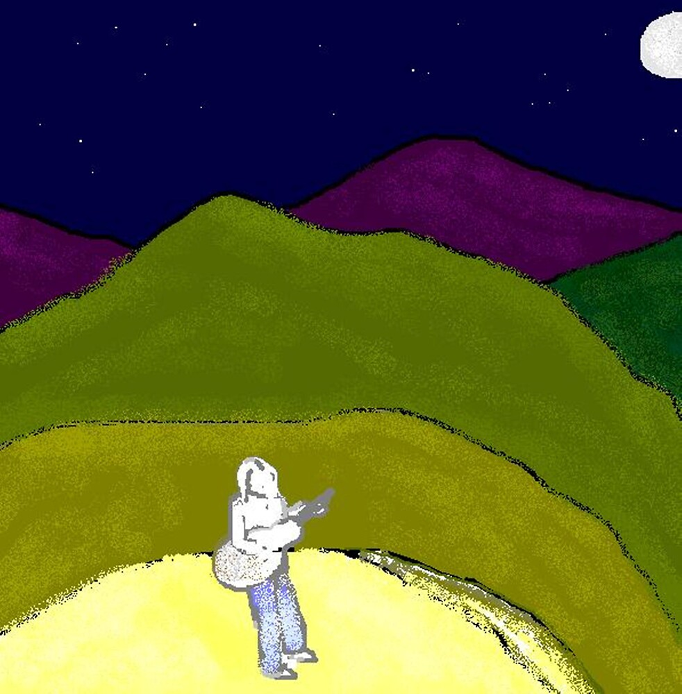 Moonlight Serenade by Carole Boyd