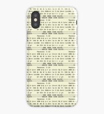 The Coding for Geek iPhone Case/Skin