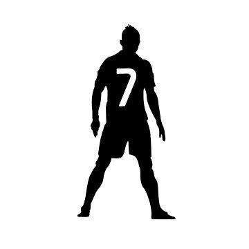 Cristiano Ronaldo CR7 Soccer by racooon