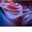 Antelope Canyon by Jacinthe Brault