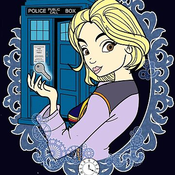 13th Times the Charm - The Doctor's New Threads by TopNotchy