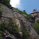 Chimney Rock State Park, NC by Anna Lisa Yoder