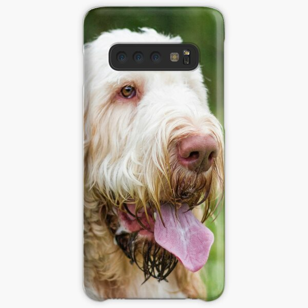 Relax and take it easy Spinone  Samsung Galaxy Snap Case