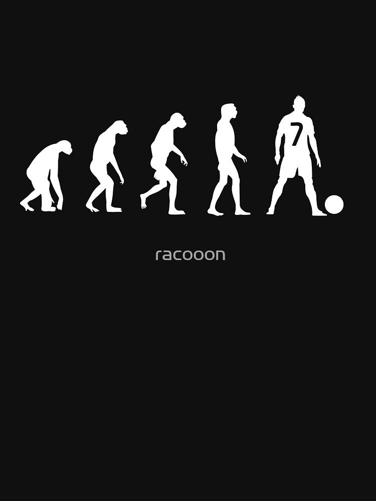 CR7 Soccer Evolution  by racooon