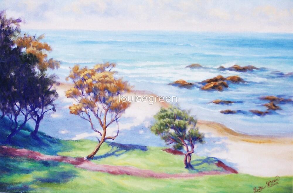 Flynns Beach - Port Macquarie by louisegreen