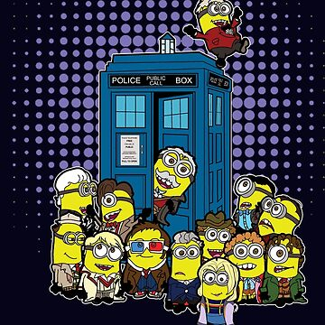 Doctor Minion - 13s new threads by TopNotchy