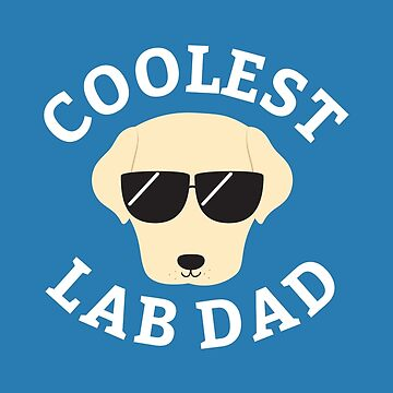 El mejor papá de laboratorio de cartoonbeing
