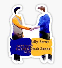 Not My Father's Son (Kinky Boots) Sticker