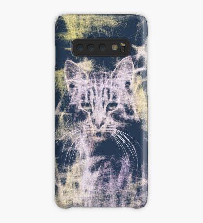 Linify Cat Case/Skin for Samsung Galaxy