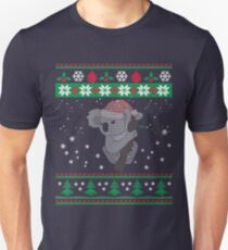 Christmas 2018 With Cat - Xmas Gifts for Koala Lovers Unisex T-Shirt