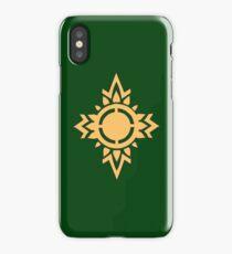 Rohirrim Shield Emblem iPhone Case/Skin
