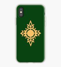 Rohirrim Shield Emblem iPhone Case