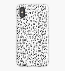 Music Notes iPhone Case/Skin