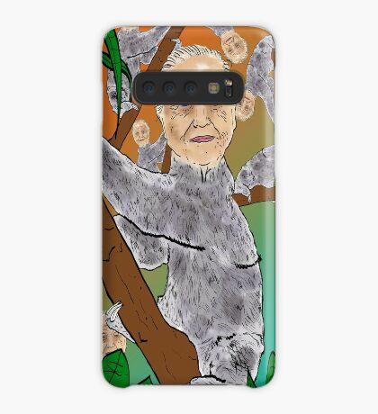 Planet Sir Sloth  Case/Skin for Samsung Galaxy