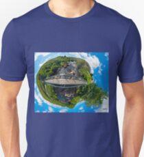 Footbridge over Glen River, Carrick, SW Donegal Unisex T-Shirt