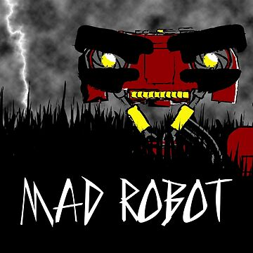 J. FIVE'S Mad Robot by frestyl