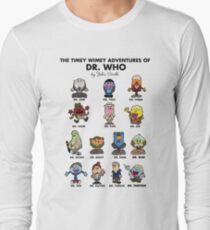 Timey Wimey MR DR T-Shirt