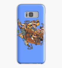 Father and His Children Samsung Galaxy Case/Skin