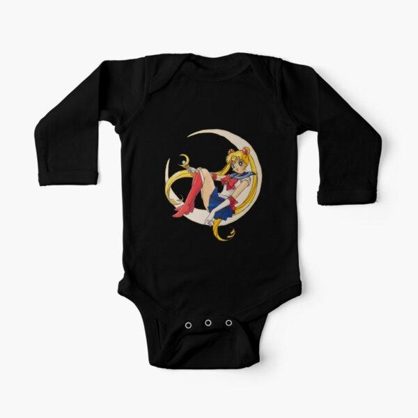 Sailor Moon Long Sleeve Baby One-Piece
