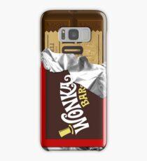 Wonka Bar Golden Ticket Phone Case/Skin Hand-drawn Samsung Galaxy Case/Skin