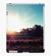 Outback Sunshine iPad Case/Skin