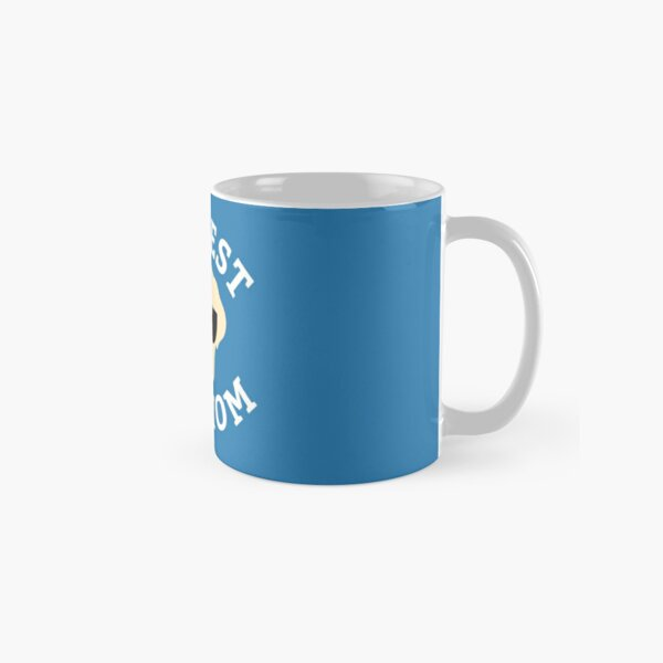 Coolest Lab Mom Classic Mug
