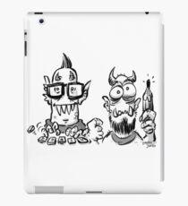 JOCHEN UND RAIMUND FROM HELL iPad-Hülle & Klebefolie