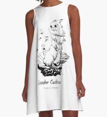 #meowdernart - Sandro Catticelli A-Line Dress