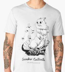 #meowdernart - Sandro Catticelli Men's Premium T-Shirt