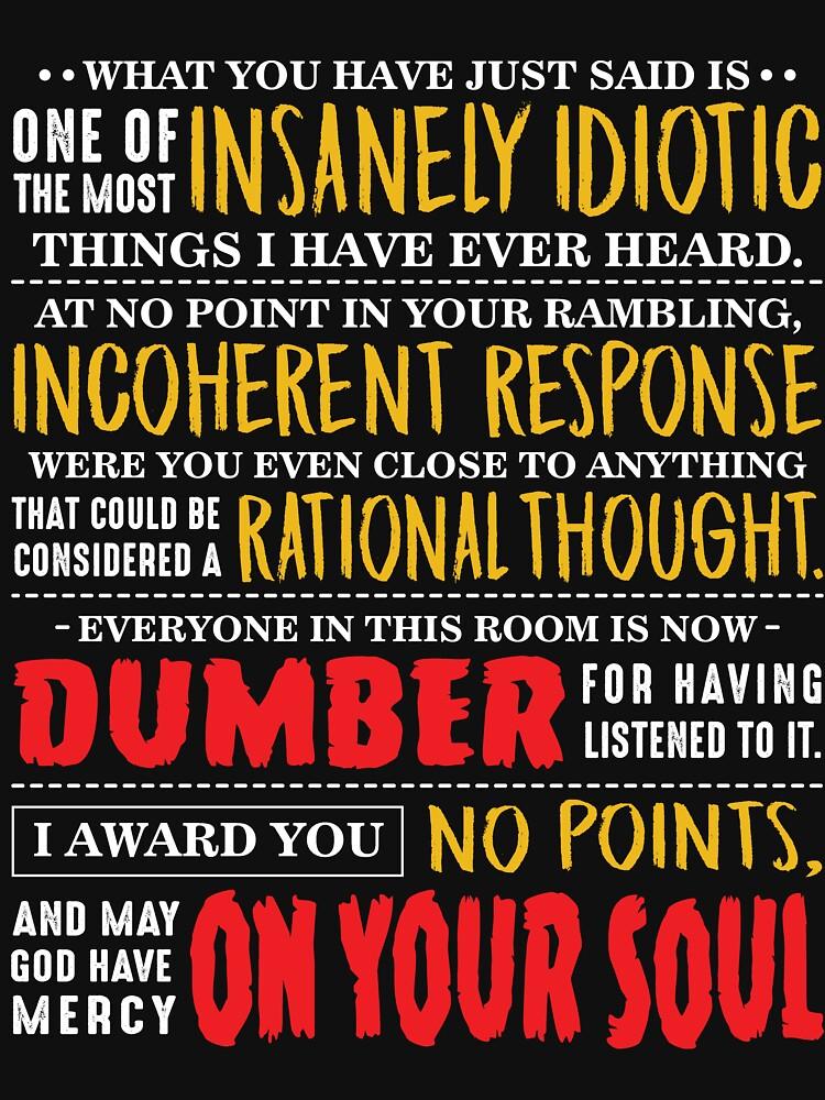 Insanely Idiotic by Punksthetic